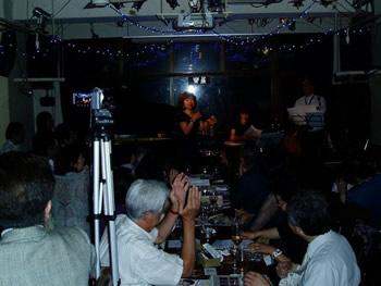 中目黒楽屋4