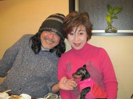 ケニー花岡さん、純子SAN、ナナちゃん