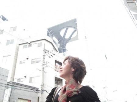 4/26の初キャンペーン時マンボカフェの前で撮りました