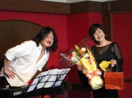 今回のピアニストは寺田正彦さんでした